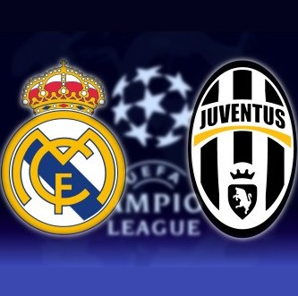 real madrid juve streaming