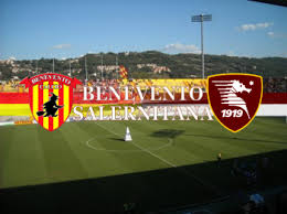 DIRETTA  STREAMING BENEVENTO-SALERNITANA