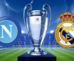 DIRETTA STREAMING NAPOLI-REAL MADRID