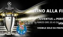 LIVE STREAMING JUVENTUS-PORTO