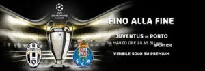 LIVE-STREAMING JUVENTUS-PORTO