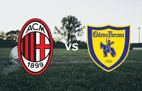 STREAMING MILAN-CHIEVO DOVE VEDERLA GRATIS